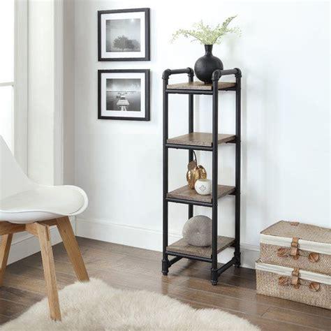 Nicola Etagere Bookcase