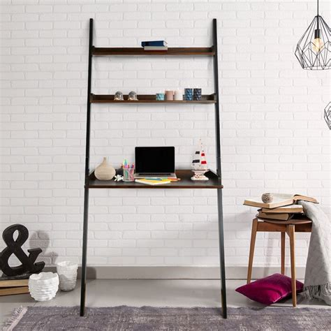 Nicolas Ladder Bookcase