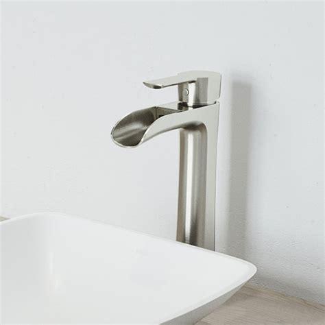 Niko Vessel Sink Bathroom Faucet