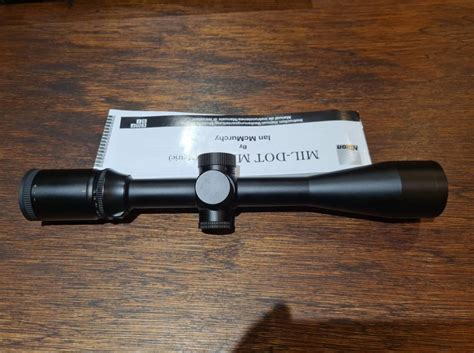 Rifle-Scopes Nikon Rifle Scopes Sale South Africa.