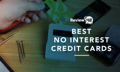 No Interest Credit Cards You Can Use Right Credit Cards Reviews Advice Calculators Bankrate