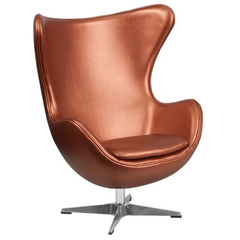 Noles Swivel Balloon Chair
