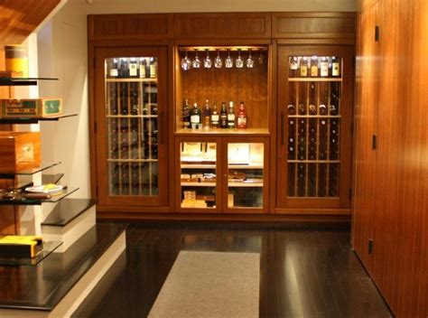 non refrigerated wine cabinets