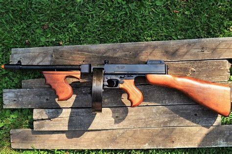 Tommy-Gun Non Firing Tommy Gun For Sale.