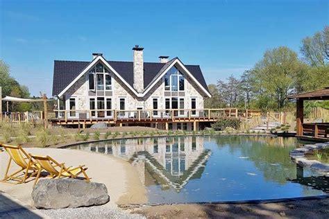 Noordwijk Vakantiehuis Zwembad