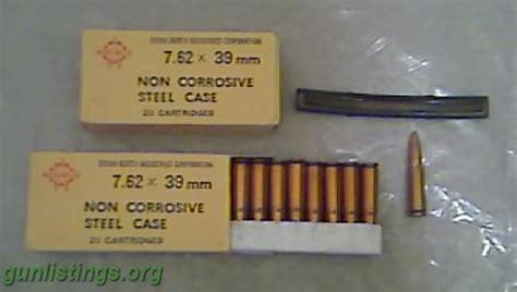 Ammunition Norinco Sks Ammunition.