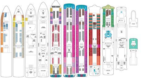 Norwegian Star Deck Plan