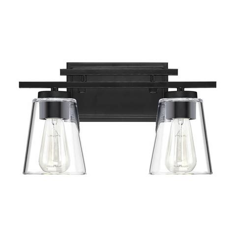 Nova 2-Light Bath Bar