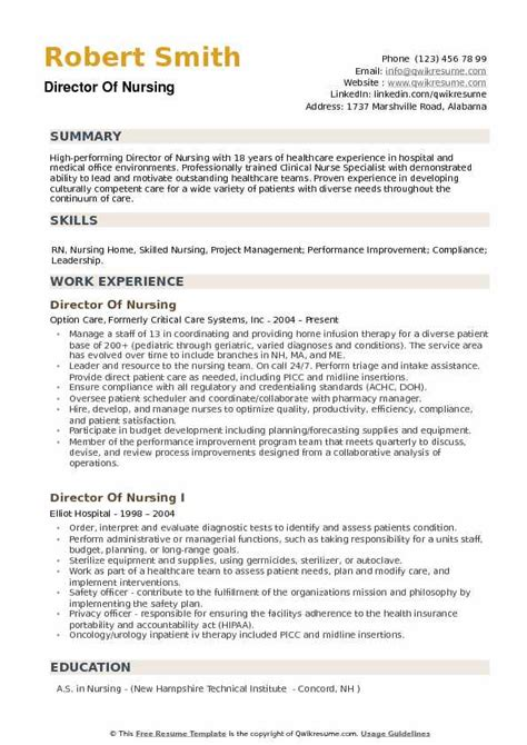 sample resume activities director nursing home professional sample resume activities director nursing home professional nursing - Activity Director Resume