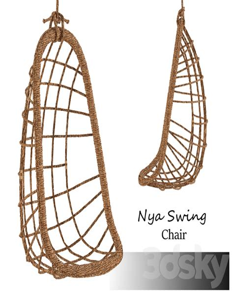 Nya Swing Chair