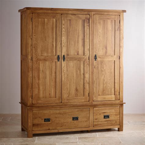 Oak Wood Dresser Furniture