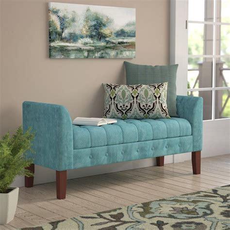 Oakham Upholstered Storage Bench