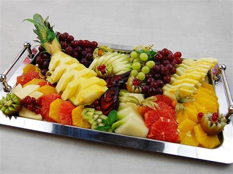 Obst Platte Anrichten