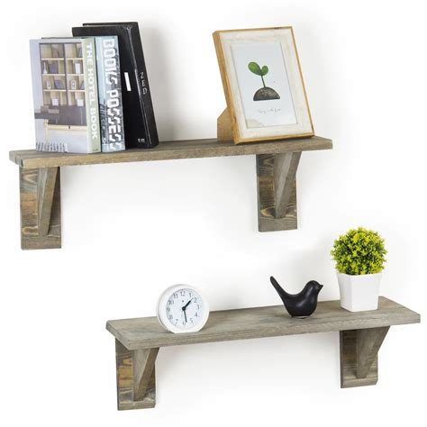Oconner Floating Shelf (Set of 2)