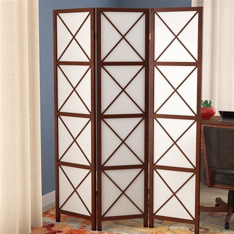 Odette 71 x 51 Screen 3 Panel Room Divider