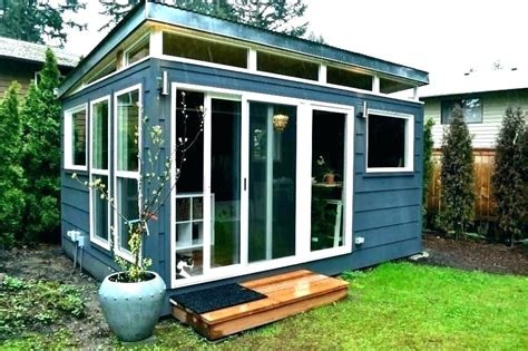 Office Shed Ideas