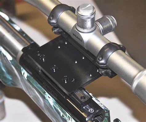 Rifle-Scopes Offset Rifle Scope Mounts.