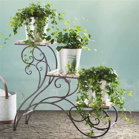 Ogden Multi-Tiered Plant Stand