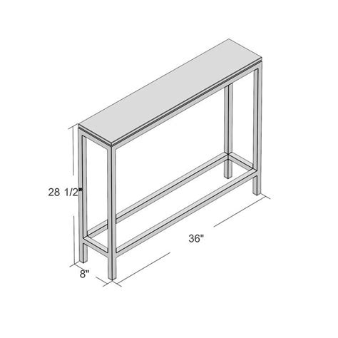OHare Console Table