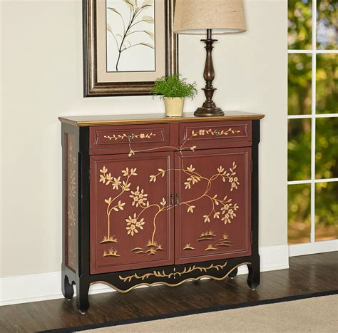 Ohl 1 Drawer 2 Door Console Accent Cabinet