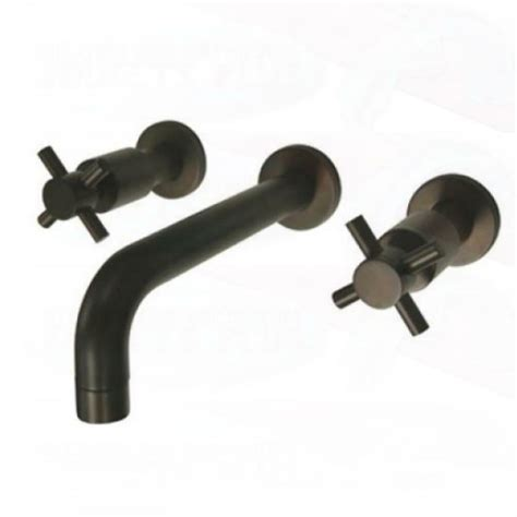 Oil Rubbed Bronze Wall Mount Faucet  Ebay.