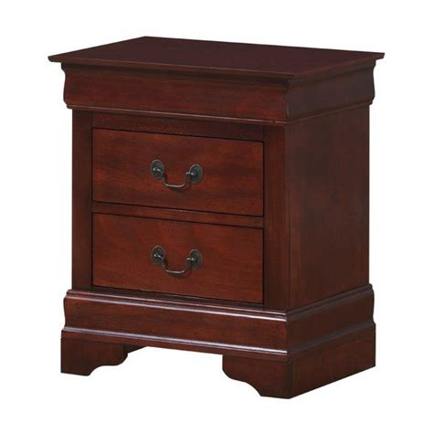 Oldbury 2 Drawer Nightstand