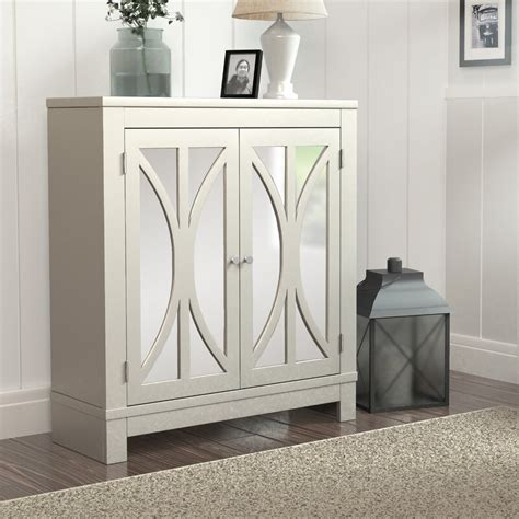 Olevia Contemporary Accent Cabinet