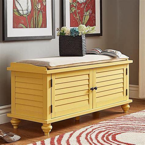 Olinger Entryway Storage Bench