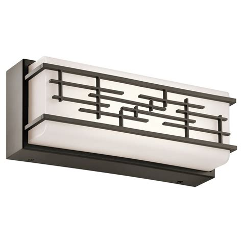 Olson 1-Light LED Bath Bar