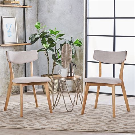 Omar Mid-Century Armchair (Set of 2)