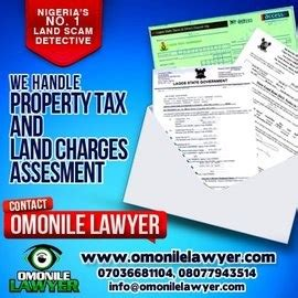 Cost Of Lawyer When Buying A House Omonile Lawyer Land Verification Land Sales Property