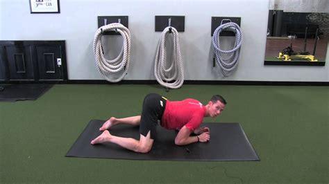 open hip flexors