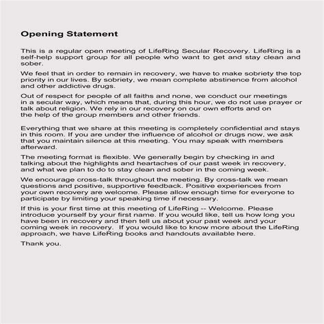 Court Opening Statement Defendant Opening Statement Legal Definition Of Opening Statement