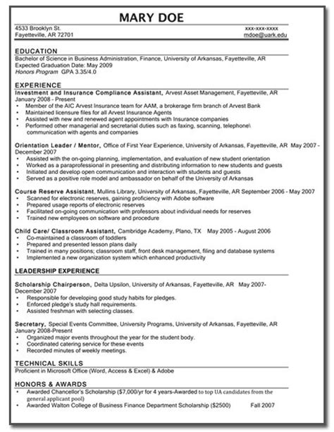 Optimum Everest Optimal Resume Builder Uga