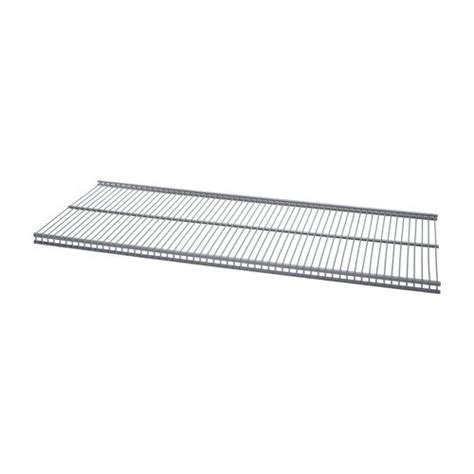 Organized Living freedomRail Ventilated Shelf (Set of 6)