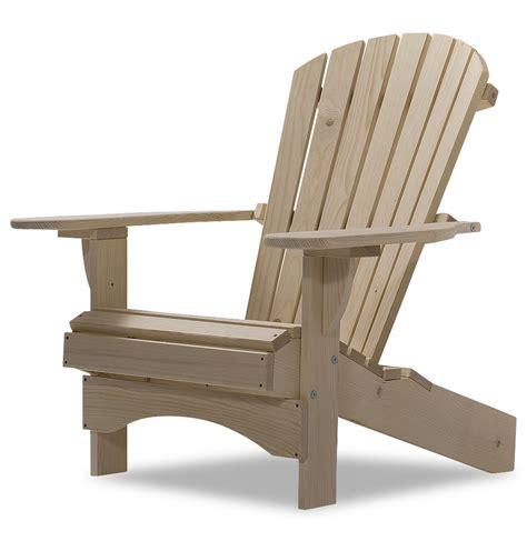 Original Adirondack Chair Design