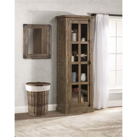 Orner Tall Single Door Accent Cabinet