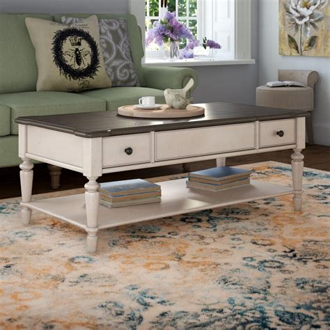 Ornithogale Lift Top Coffee Table