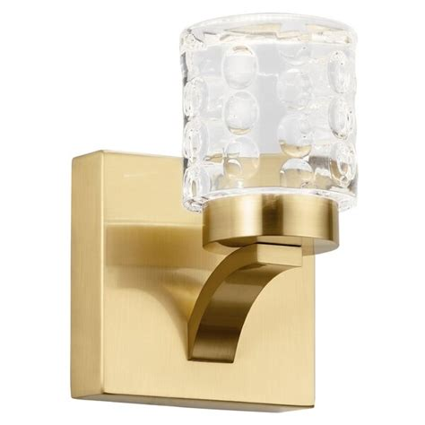 Ossett Energy Star 1-Light LED Armed Sconce