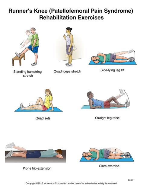 osteoarthritis knee stretches for runners