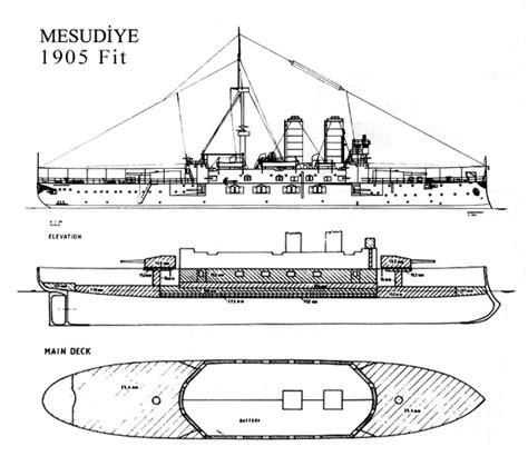 Ottoman Ship Plans