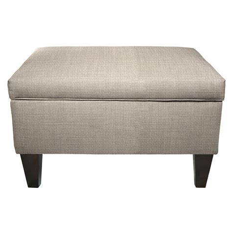 Ottoman Upholstered Writing Design