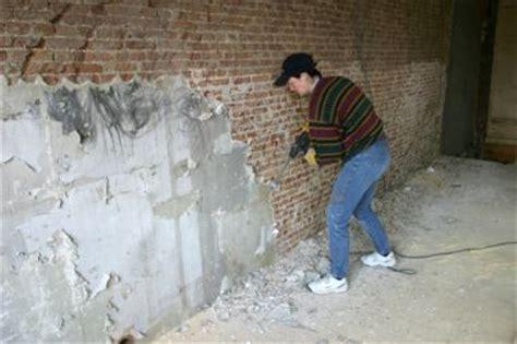 Oud Stucwerk Verwijderen