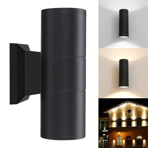 Outdoor Cylinder Light  Ebay.