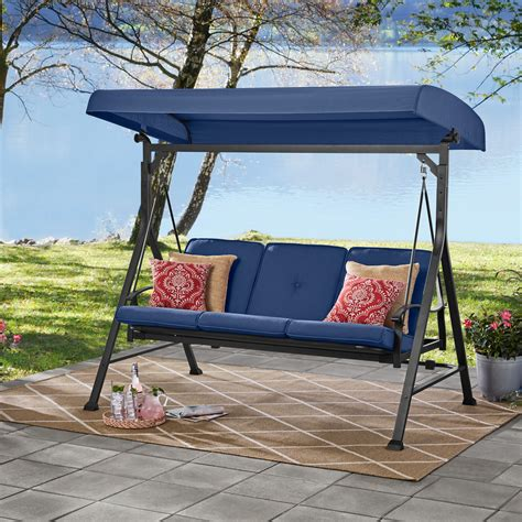 outdoor patio swings walmart