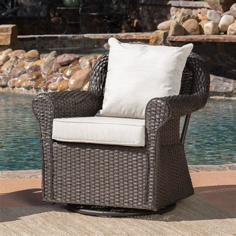 outdoor rattan furniture chairs