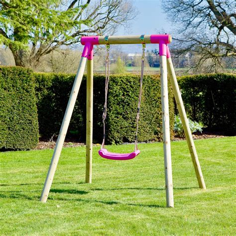 outdoor swings for infants