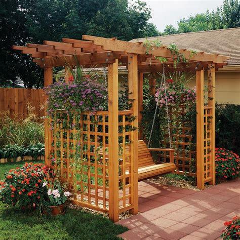 Outdoor Arbor Designs