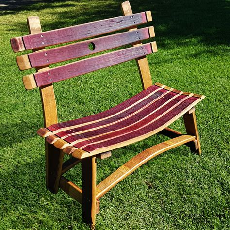 Outdoor Bench Small