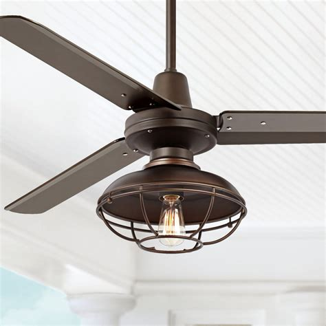 Outdoor Fan Light